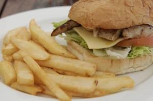 Our Chicken Burger